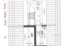 plattegrond 2e verdieping prins mauritshof 26