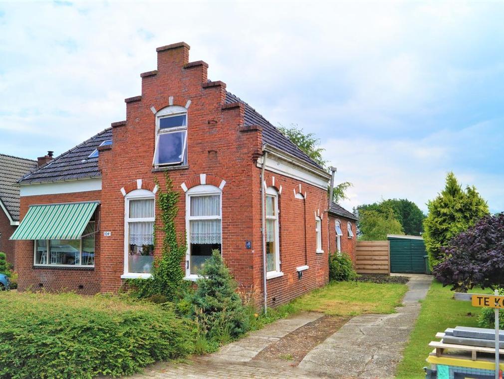 Hoofdweg 104 A in Froombosch 9619 PG