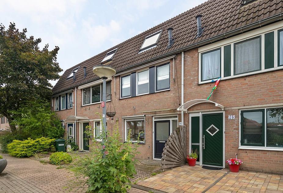 Zwijnsbergenweg 76 in Rotterdam 3077 PW