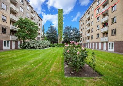 Israelslaan 10 - 3 in Utrecht 3582 HL