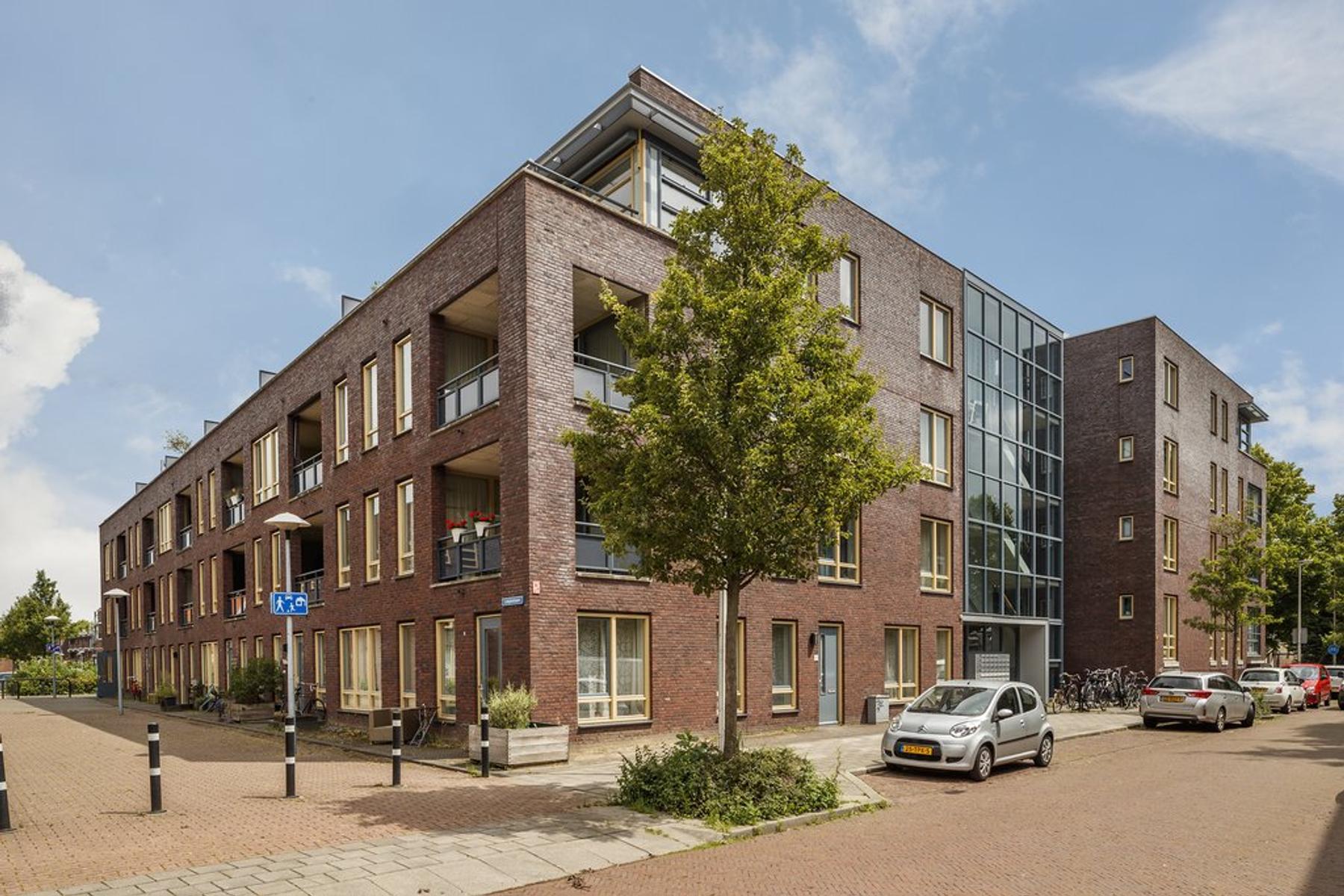 Reitdiepstraat 69 + Pp in Utrecht 3522 GG