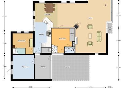 Nassaulaan 6 in Appingedam 9901 HZ