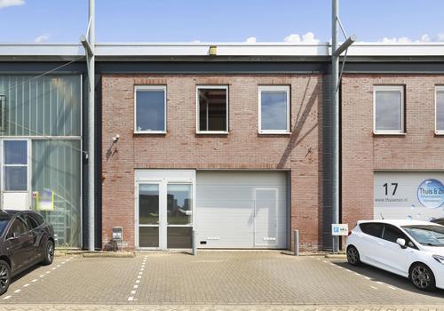 Edvard Munchweg 15 in Almere 1328 MA