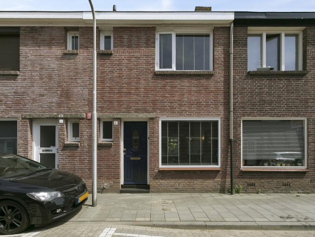Potgieterstraat 8 in Tilburg 5025 TH