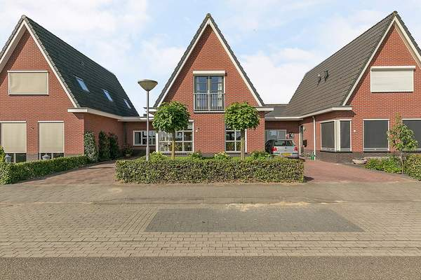 Van Coeverdenstraat 9 in Hardenberg 7773 CX
