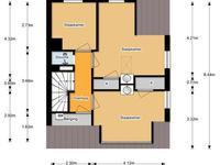 Berlicumstraat 9 in Oegstgeest 2341 AJ
