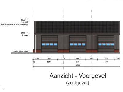 Sprangweg 3 in Hoeven 4741 RD