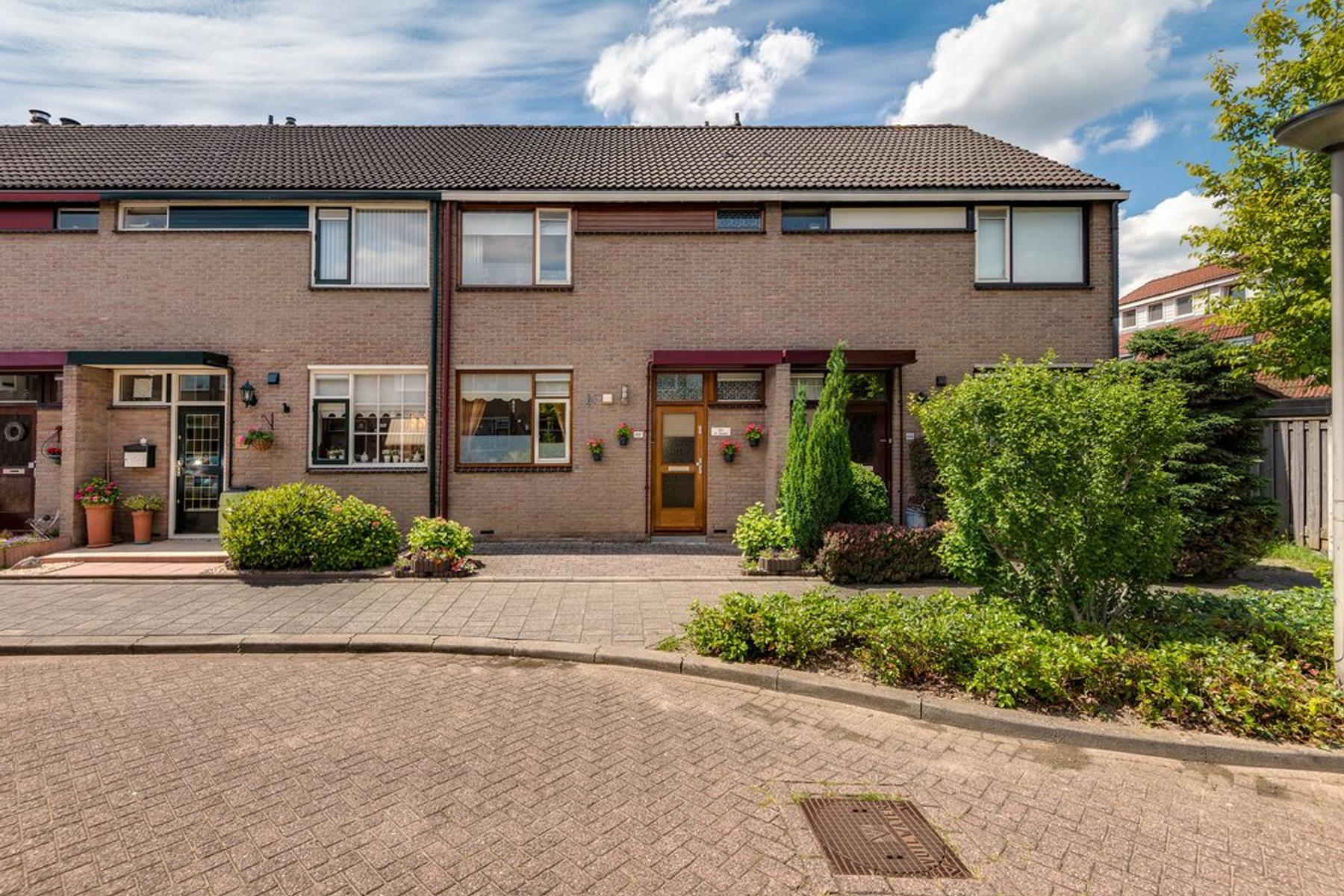 Forel 106 in Ridderkerk 2986 RA