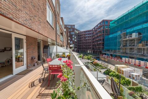 Amstelvlietstraat 217 in Amsterdam 1096 GG