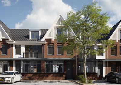 Bouwnummer in Alkmaar 1814 HA