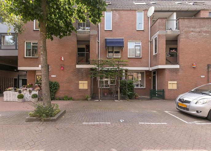 Edouard Jacobsstraat 19 in Rotterdam 3034 WG