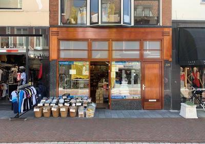 Haarlemmerstraat 209 in Leiden 2312 DR