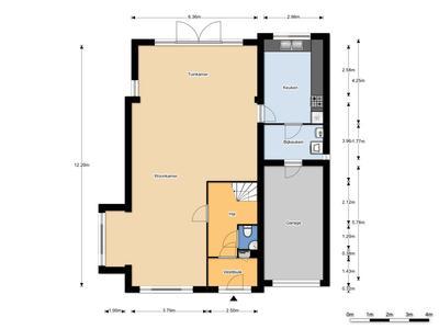 Molenwerf 13 in Den Hoorn 2635 JT
