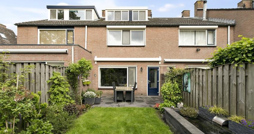 Broekakker 4 in Breda 4813 NE