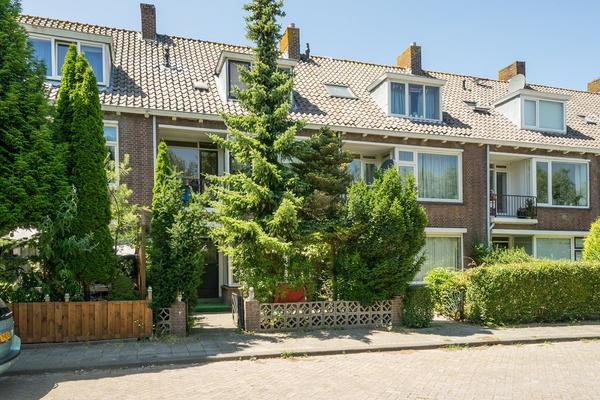 C.D.Tuinenburgstraat 21 B in Rotterdam 3078 GB