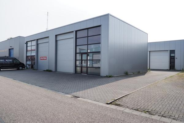 Logistiekweg 4 in Vlissingen 4387 PK