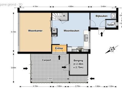 Beatrixstraat 10 in Blokzijl 8356 ES