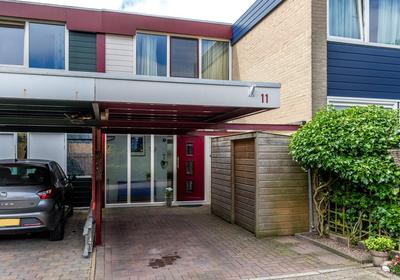 Purperregenstraat 11 in Arnhem 6823 NN