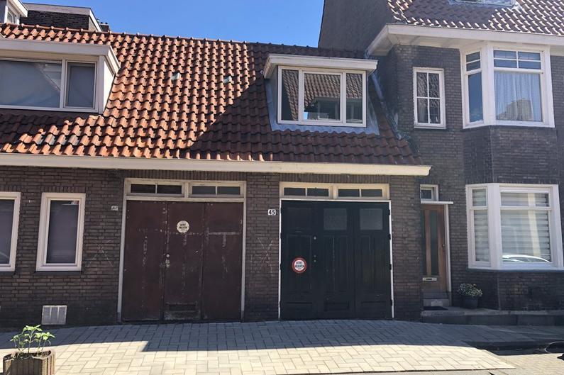 Schout Van Groenewegenstraat 45 in Rotterdam 3043 ED