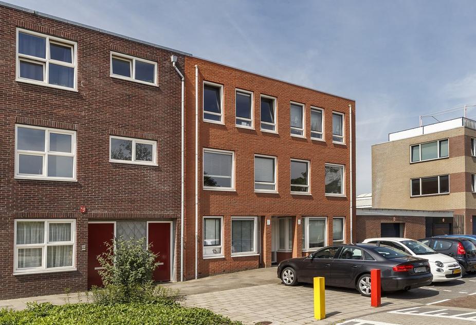 C. Van Maasdijkstraat 82 C in Utrecht 3555 VP