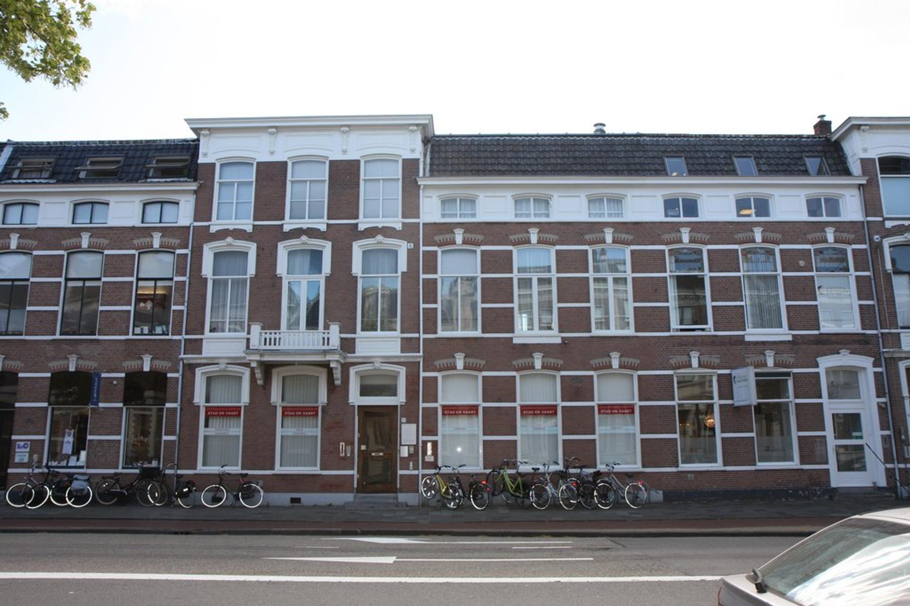 Wilhelminastraat 27 C in Haarlem 2011 VJ