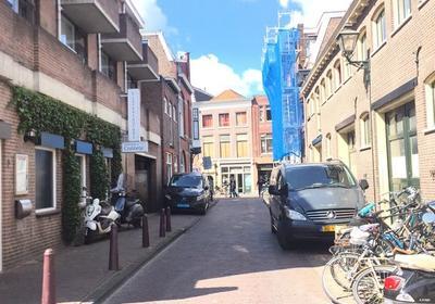 Sint Aagtenstraat 6 in Leiden 2312 CB