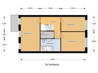 Schonenvaart 24 in Almere 1335 ST