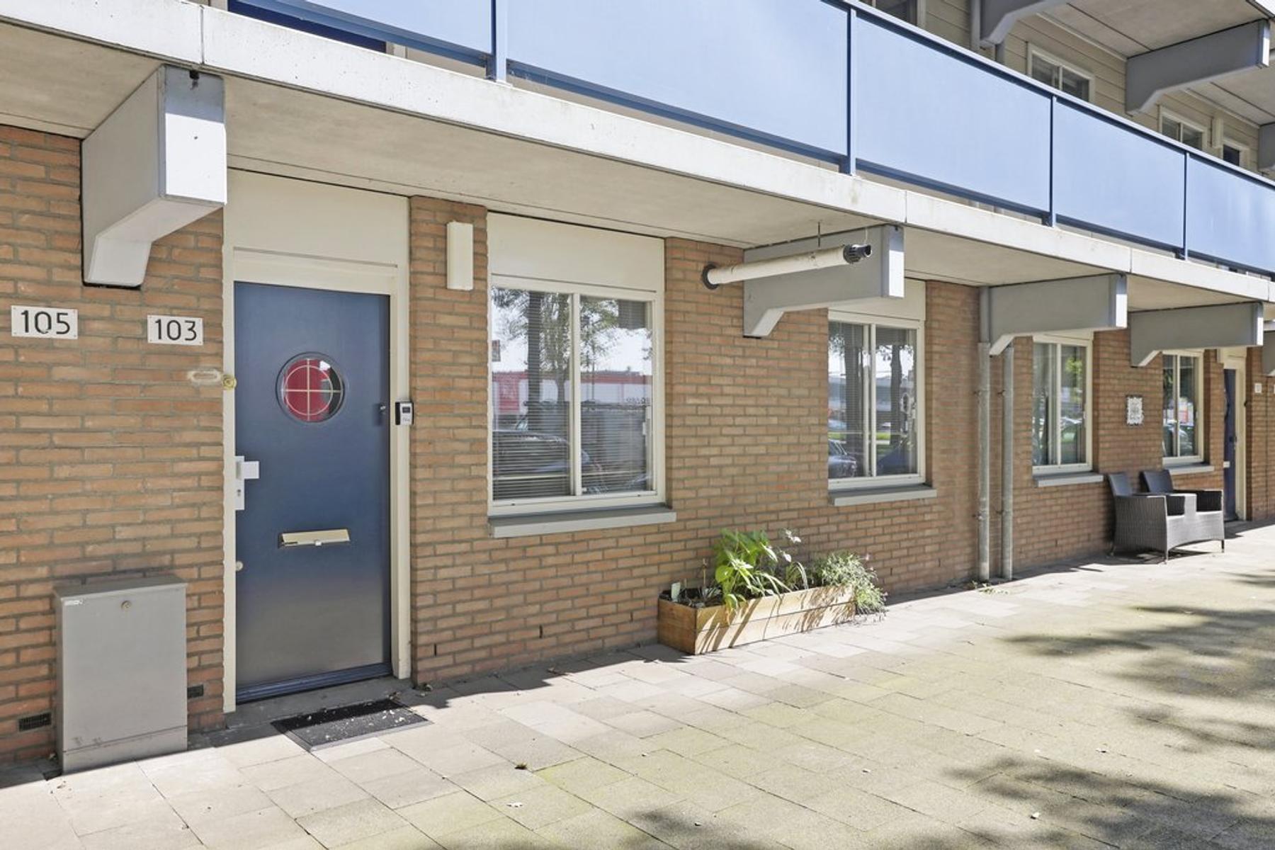 Washingtondreef 103 in Utrecht 3564 KC