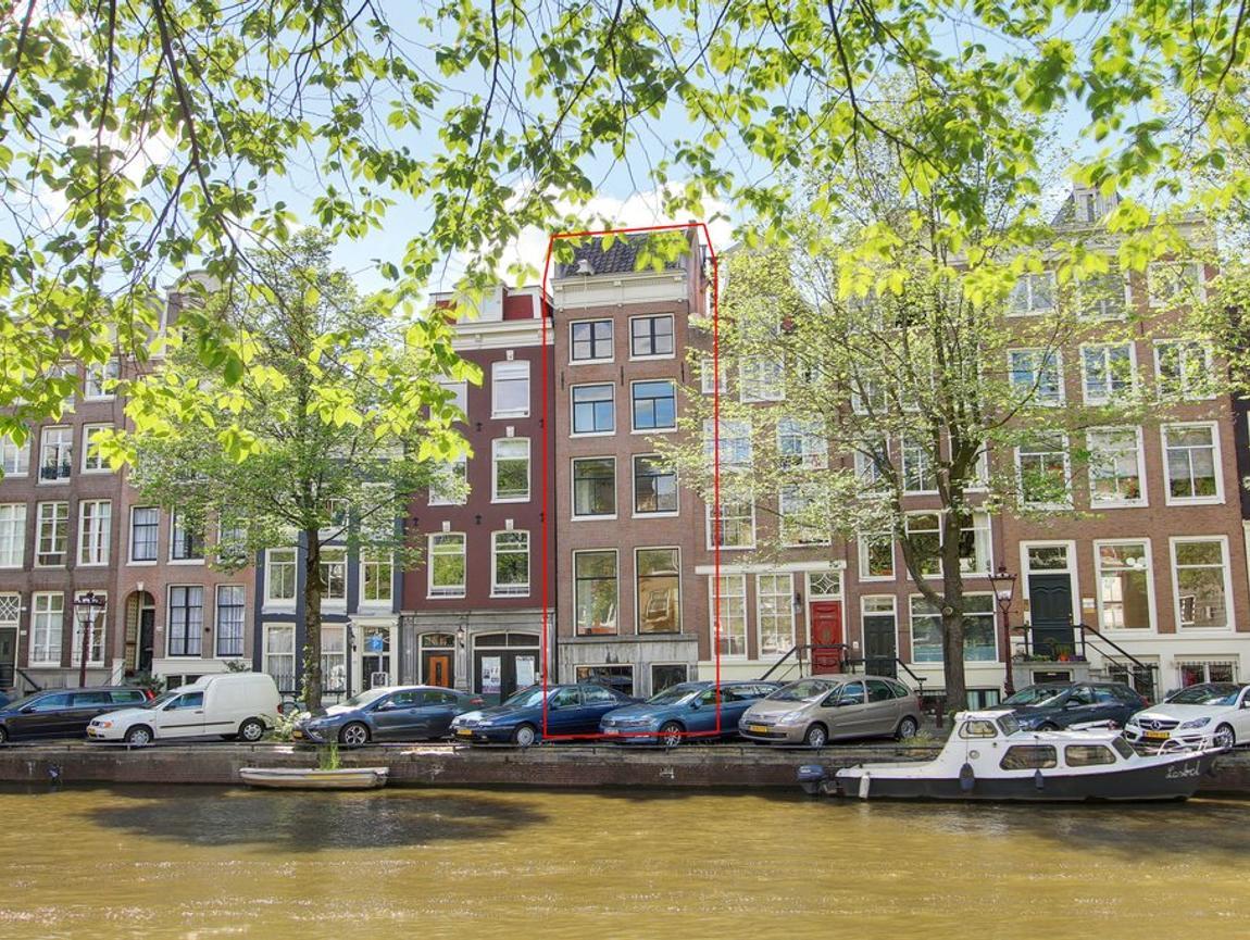 Singel 378 in Amsterdam 1016 AH