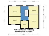 Schildwacht 30 in Oss 5346 WC