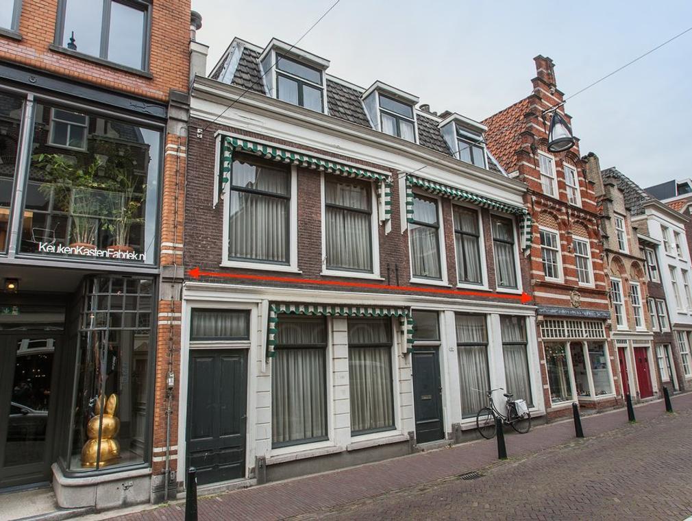 Voorstraat 121 in Dordrecht 3311 EN