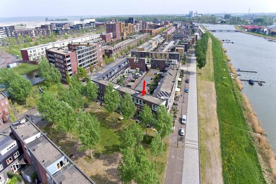 Maurits Bingerplantsoen 10 in Amsterdam 1087 ME