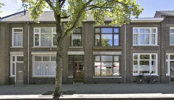 Glacisstraat 7 in Bergen Op Zoom 4615 AE