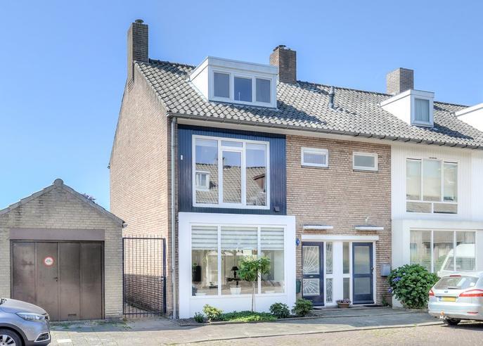 Schrepelstraat 24 in Breda 4835 BC