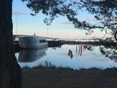 Getaway Marine Cabin in Anywhere