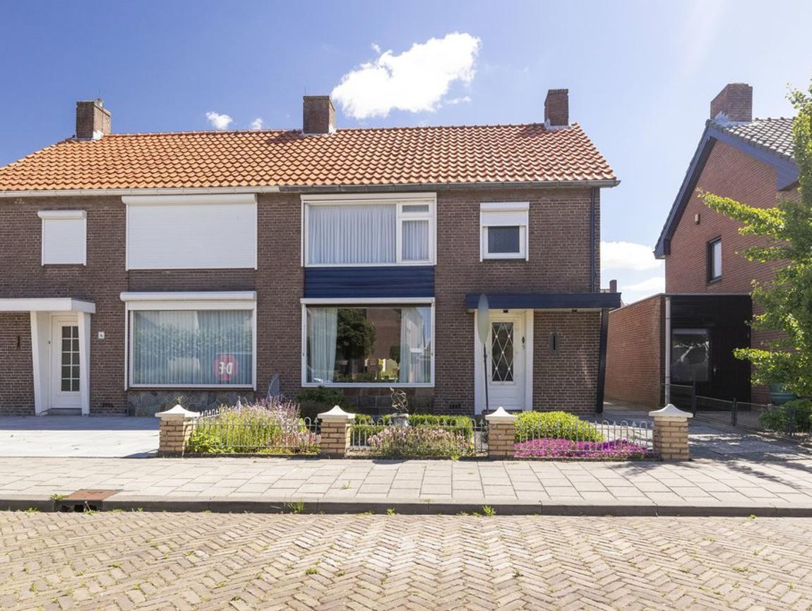 Van Solmsstraat 4 in Zevenbergen 4761 GG