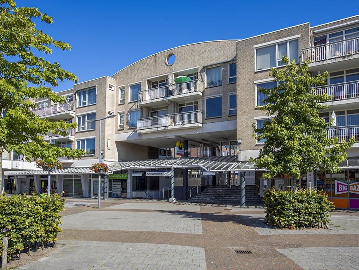 Ambachtsplein 53 in Rotterdam 3068 GV