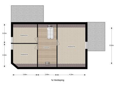 Brouwerijstraat 29 in Sint Jansteen 4564 EE