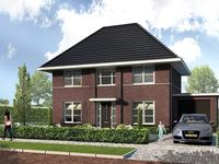 Arent Van Gentlaan Kavel 30 in Spanbroek 1715