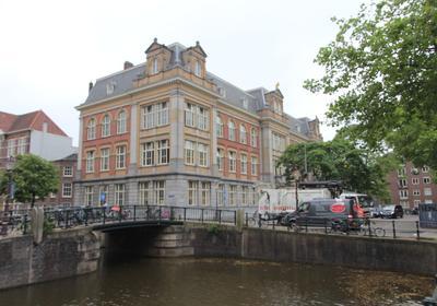 Raamplein 1 in Amsterdam 1016 XK