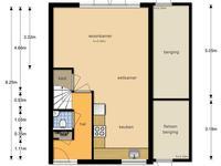 Het Langhuis 41 in Amersfoort 3823 JM