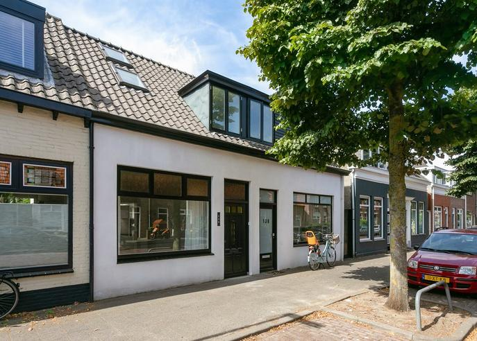 Prins Hendrikstraat 140 in Breda 4835 PS