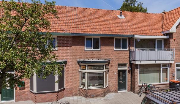 Stephensonstraat 67 in IJmuiden 1972 RR