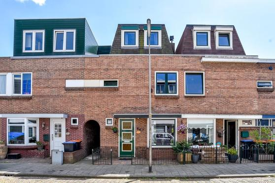 Van Wassenaerstraat 58 in IJmuiden 1972 LS