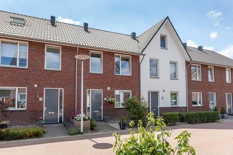 George Breitnerstraat 8 in Hengelo 7556 PR