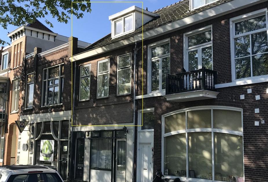 Bassingracht 3 A in Den Helder 1781 CE