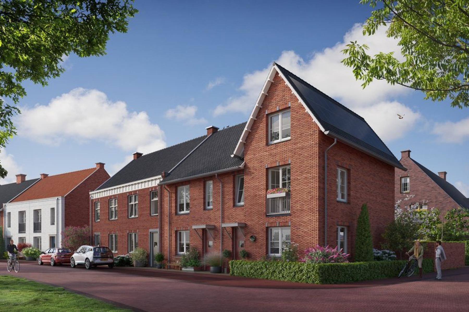 Heesterburgh, Type E in 'S-Hertogenbosch 5221 PH