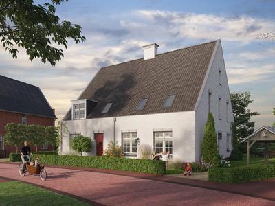 Heesterburgh, Type H/H2 in 'S-Hertogenbosch 5221 PH