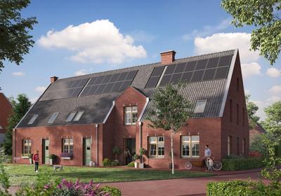 Heesterburgh, Type J in 'S-Hertogenbosch 5221 PH