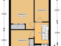 Nassaustraat 46 in Ridderkerk 2983 RH